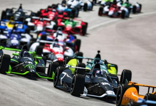 Mario Andretti heads to Indy for Legends Trophy oval battle!