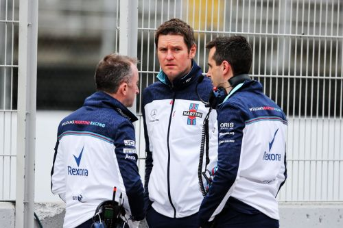 'No bad feelings' at Williams as Smedley departs