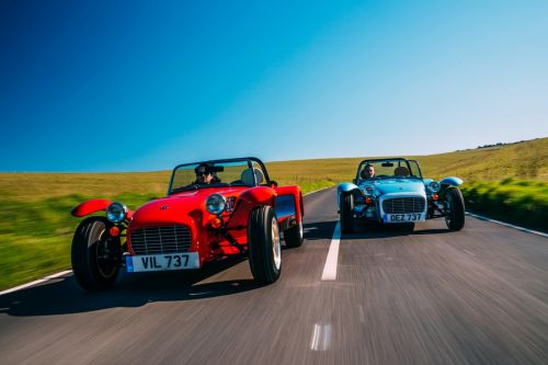 La Caterham Super Seven, star du Mag Auto Journal