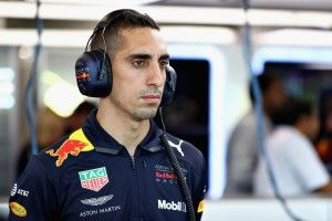 F1 - Buemi reste réserviste de Red Bull