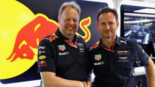F1 2018:  naissance d'Aston Martin Red Bull Racing