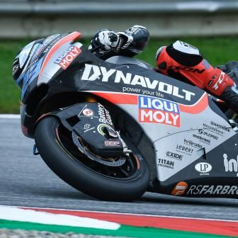 Schrötter domine le warm-up Moto2™ au Red Bull Ring
