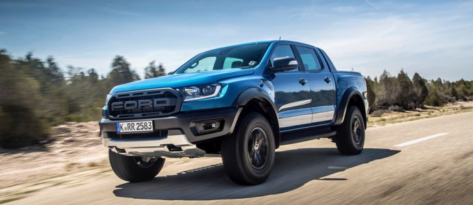 Ford Ranger Raptor: rock and roll attitude