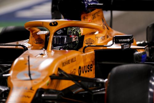 Norris 'frustrated and annoyed' with qualifying form of late
