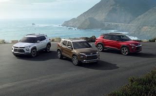 Los Angeles 2019, 2021 Chevrolet Trailblazer