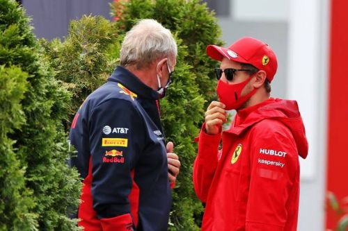 Marko sees 'chance' of Ferrari leading mid-field in 2021