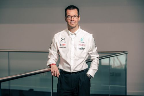 Mercedes reshuffles tech department as Allison becomes CTO