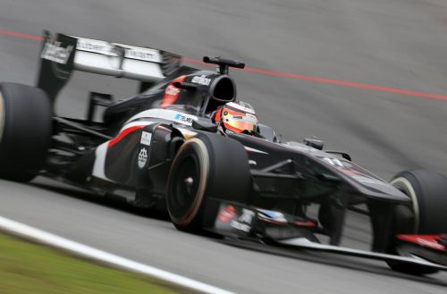 Hulkenberg rues one specific career move in F1