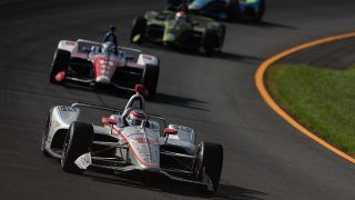 Indycar 2019-Pocono:  Will Power avant le déluge