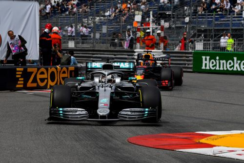 Monaco - Qualifications:  l'as Hamilton, Ferrari dans la nasse !