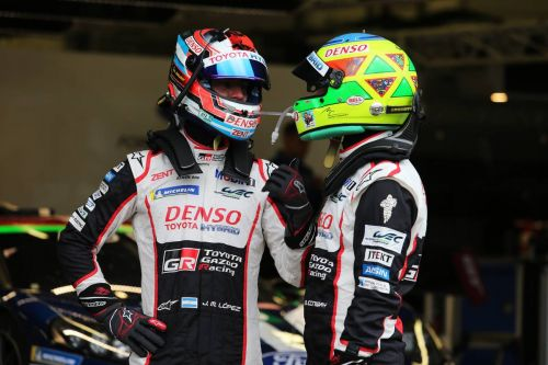 Alonso and Nakajima pipped to pole at Silverstone