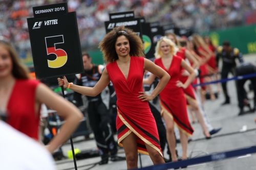 Formule 1:  Hockenheim, horaires des directs, qualifications et course