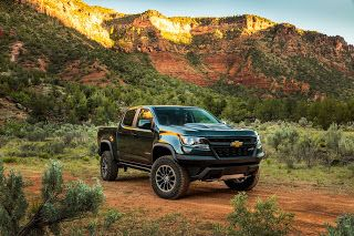 Chevrolet Colorado ZR2, belles performances commerciales