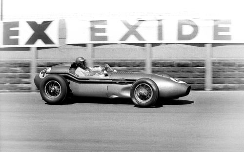 Before Carroll Shelby's days of taming the mighty Cobra