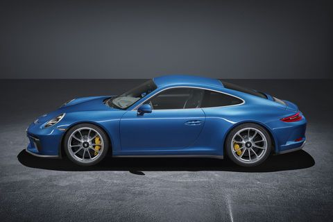 Francfort:  Porsche 911 GT3 Touring Package