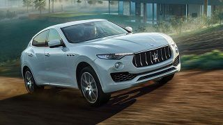 Maserati suspend à nouveau la production du Levante