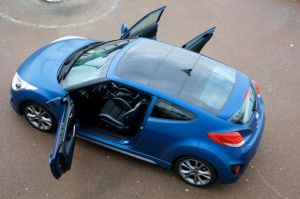 Essai: Hyundai Veloster Turbo DCT7: cultiver sa différence !