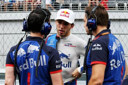 Gasly won't forget one Honda engineer's emotional passion