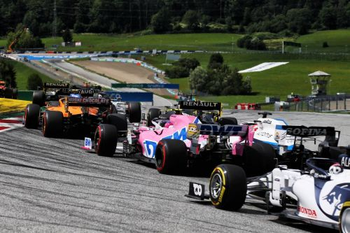 Racing Point adamant Renault protest is 'misconceived'