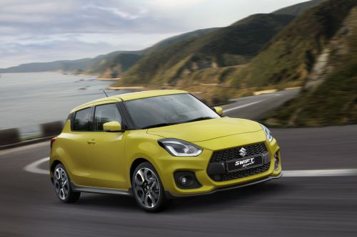 Suzuki Swift Sport 2017:  prometteuse !