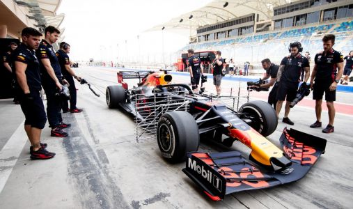Ticktum hails 'big step' with Red Bull after maiden run in F1