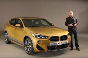 L'Auto Journal à bord du BMW X2 (2018)