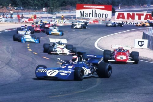 When Paul Ricard enjoyed its F1 baptism of fire