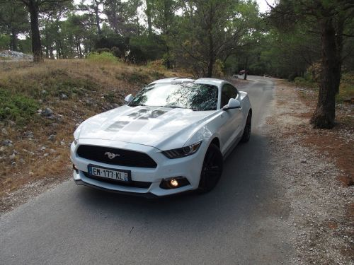 Essai:  2500 km en Ford Mustang 2.3 Ecoboost