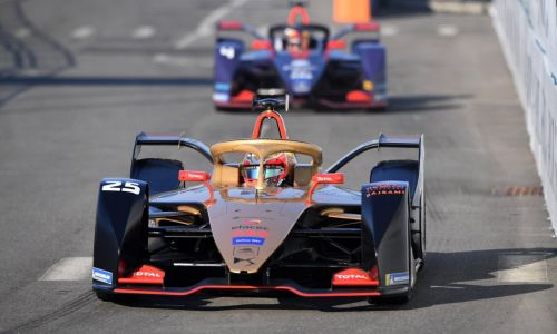 New York E-Prix: Buemi wins as Vergne fails to score