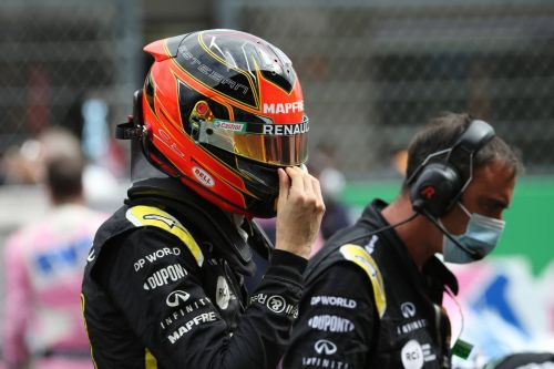 Ocon: Massive medium tyre stint key to outpacing Ricciardo