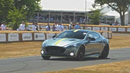 Goodwood Festival Of Speed 2018:  Top of the Hill