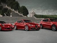 Alfa Romeo : progression aux USA, grosse régression en Italie