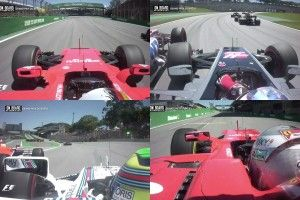 F1 - Vidéo: On Board à Interlagos