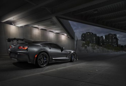 Corvette ZR1:  le chant du cygne