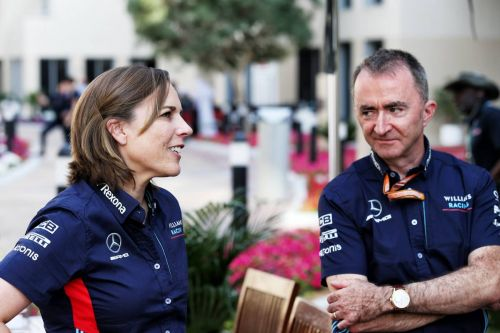 Claire Williams insists team is 'not in crisis'