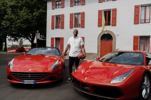 Kobe Bryant's heart was entrenched in Italy