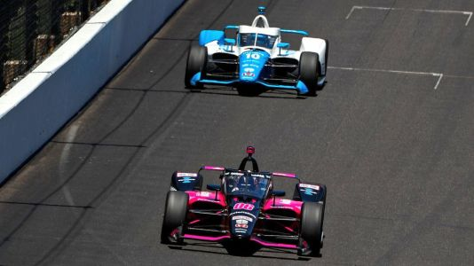 Castroneves notches up historic fourth Indy 500 victory!