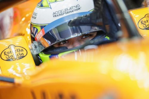Norris sees self-confidence gains as key point so far in F1