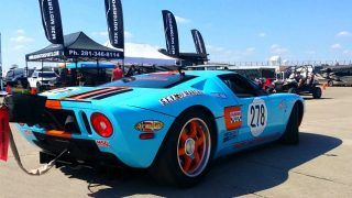 Insolite:  au Texas, une Ford GT atteint 480 Km/h !