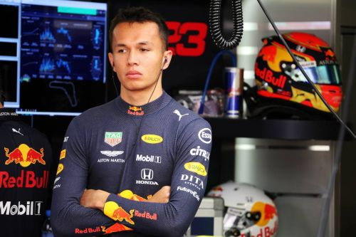 Red Bull to decide 2020 driver line-up after Austin