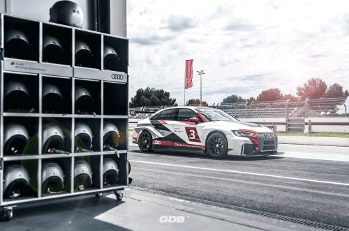 Article:  Essai Audi Rocket Sport 3