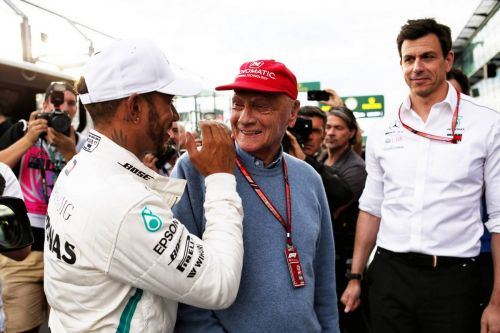 Three-time F1 world champion Niki Lauda dead at 70