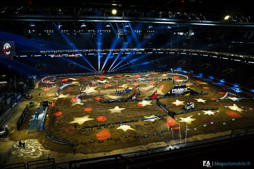 Découverte du Supercross de Paris 2018