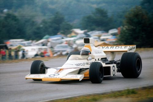 After chaos and confusion, Revson prevails in Canada