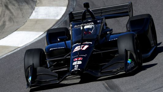 Fittipaldi commits to IndyCar oval program with Dale Coyne Racing