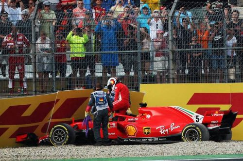 Vettel vows 'to make up' for 2018 blunder at Hockenheim