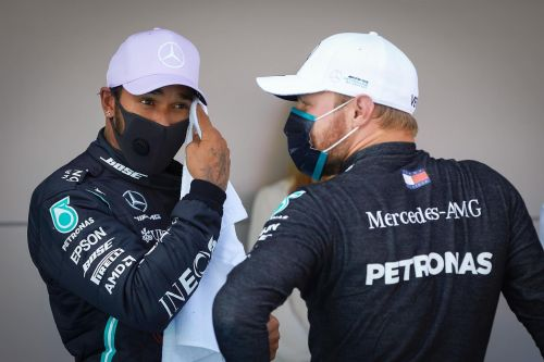 Bottas says criticism just 'motivation to prove people wrong'