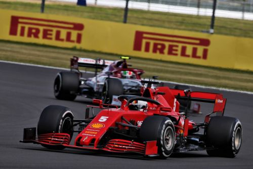 Puzzled Vettel says 'something doesn't stack up'