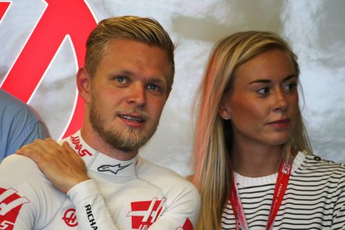 Magnussen relieved to be back in form ahead of finale