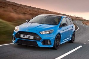 Ford Focus RS (2017):  Last Edition